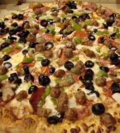 Zappy Pizza